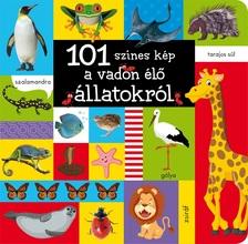 101 színes kép a vadon élő állatokról
