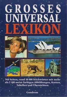 Grosses Universal Lexikon [antikvár]