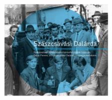 SZÁSZCSÁVÁS BAND - SZÁSZCSÁVÁSI DALÁRDA CD SZÁSZCSÁVÁS BAND