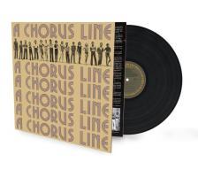 A CHORUS LINE LP - ORIGINAL CAST RECORDING