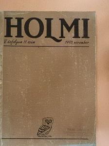 Bence György - Holmi 1993. november [antikvár]