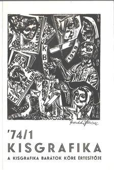 Galambos Ferenc - Kisgrafika 74/1 [antikvár]