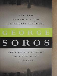 Soros György - The New Paradigm for Financial Markets [antikvár]