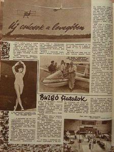 Bajnai Teréz - Képes Sport 1961. július 11. [antikvár]