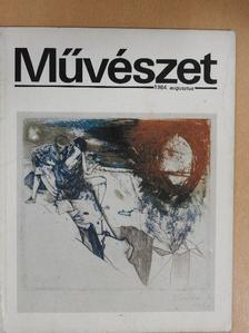 Hán Anna - Művészet 1984. augusztus [antikvár]