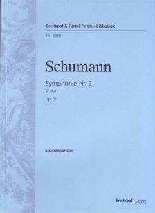 Schumann, Robert - SYMPHONIE NR.2 C-DUR OP.61 STUDIENPARTITUR (DRAHEIM)