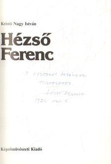 Kristó Nagy István - Hézső Ferenc [antikvár]