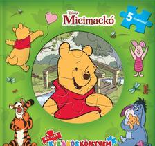 Az első kirakós könyvem: Micimackó