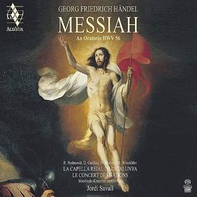Handel - MESSIAH 2CD SAVALL