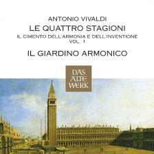 Vivaldi - LE QUATTRO STAGIONI VOL.1 CD IL GIORNO ARMONICO