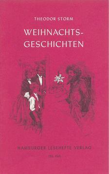 Theodor Storm - Weihnachtsgeschichten [antikvár]
