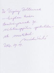 Tornyi Ferenc, Módis László, Fazekas-Bálint Ágnes - Találkozások a DEOEC emeritus/nyugdíjas tanáraival (dedikált) [antikvár]