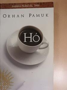 Orhan Pamuk - Hó [antikvár]
