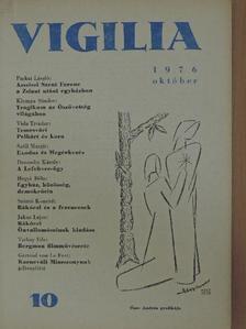 Doromby Károly - Vigilia 1976. október [antikvár]