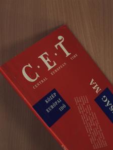 Árje Pálgi - C. E. T Central European Time 2004. január-február-március [antikvár]
