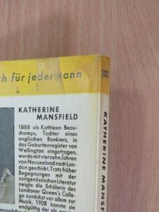 Katherine Mansfield - Dein grosses Herz [antikvár]
