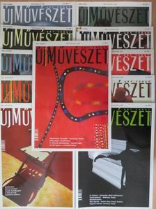 Antal István - Új Művészet 2006. (nem teljes évfolyam) [antikvár]