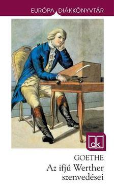 Johann Wolfgang Goethe - Az ifjú Werther szenvedései [antikvár]
