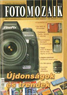 Sulyok László - Foto Mozaik 2004. november 11. szám [antikvár]