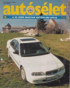 Lovász Károly - Autósélet 1995. április [antikvár]