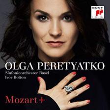 MOZART - MOZART + CD OLGA PERETYARKO