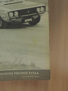 Cser Kovács Gábor - Autó-Motor 1976. június 6. [antikvár]