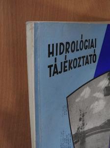 Ábrahám István - Hidrológiai tájékoztató 1963. június [antikvár]