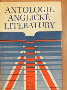 Francis Bacon - Antologie anglické literatury [antikvár]