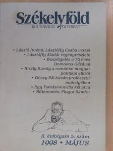 Albert Dávid - Székelyföld 1998. május (dedikált példány) [antikvár]