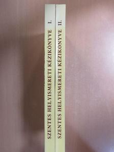 Balogh Csilla - Szentes helyismereti kézikönyve I-II.  [antikvár]