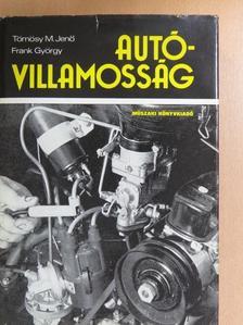 Frank György - Autóvillamosság [antikvár]