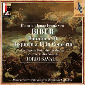 BIBER - BATTALIA A 10 CD