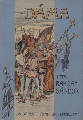 BAKSAY SÁNDOR - Dáma [antikvár]
