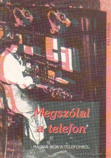 Urbán László - Megszólal a telefon [antikvár]