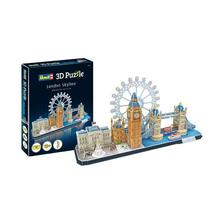 00140 - REVELL LONDON 3D PUZZLE (00140)