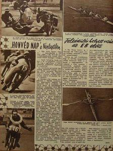 Bajnai Teréz - Képes Sport 1961. július 4. [antikvár]