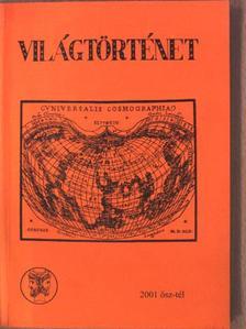 Baján Szilvia - Világtörténet 2001. ősz-tél [antikvár]