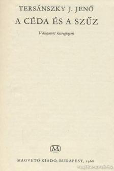Tersánszky J. Jenő - A céda és a szűz [antikvár]