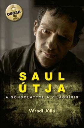 VÁRADI JÚLIA - Saul útja [eKönyv: epub, mobi]