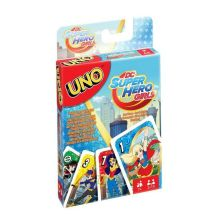 DC Super Hero Girls Uno kártya