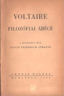 Voltaire - Filozófiai ábécé [antikvár]