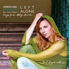 Vörös Niki Quartet feat. Subicz Gábor - Vörös Niki Quartet feat. Subicz Gábor - Left Alone (CD)
