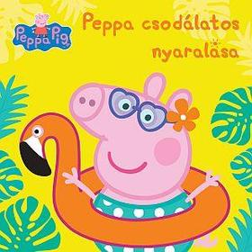 Peppa malac - Peppa csodálatos nyaralása