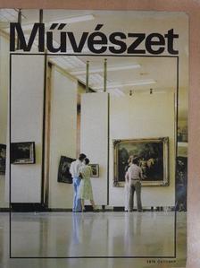 Aradi Nóra - Művészet 1979. október [antikvár]