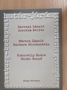 Barbara Strohschein - Határ-járás [antikvár]