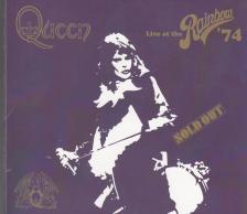 Queen - LIVE AT THE RAINBOW '74 - QUEEN 2CD