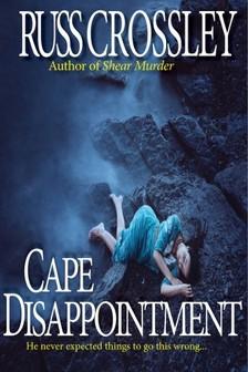 Crossley Russ - Cape Disappointment [eKönyv: epub, mobi]