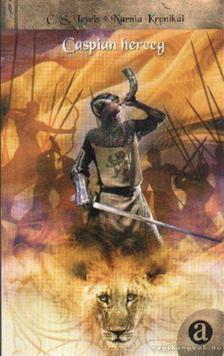 C.S. Lewis - Caspian herceg [antikvár]