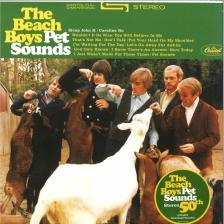 The Beach Boys - PET SOUNDS LP THE BEACH BOYS