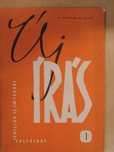Áprily Lajos - Új Írás 1964. január [antikvár]